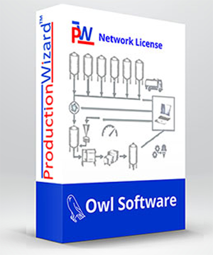 Production Wizard Software : The Power of TechWizard on the Plant Floor for Day-to-Day Batching for Food Companies including Least cost Formulation, Ingredient Composition, Formula Tally and More by Owl Software