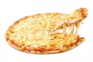TechWizard Software Example Pizza Formula including Crust Ingredients based on Dough plus Sauce Ingredients Formula